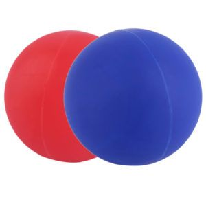 Self massage rubber ball